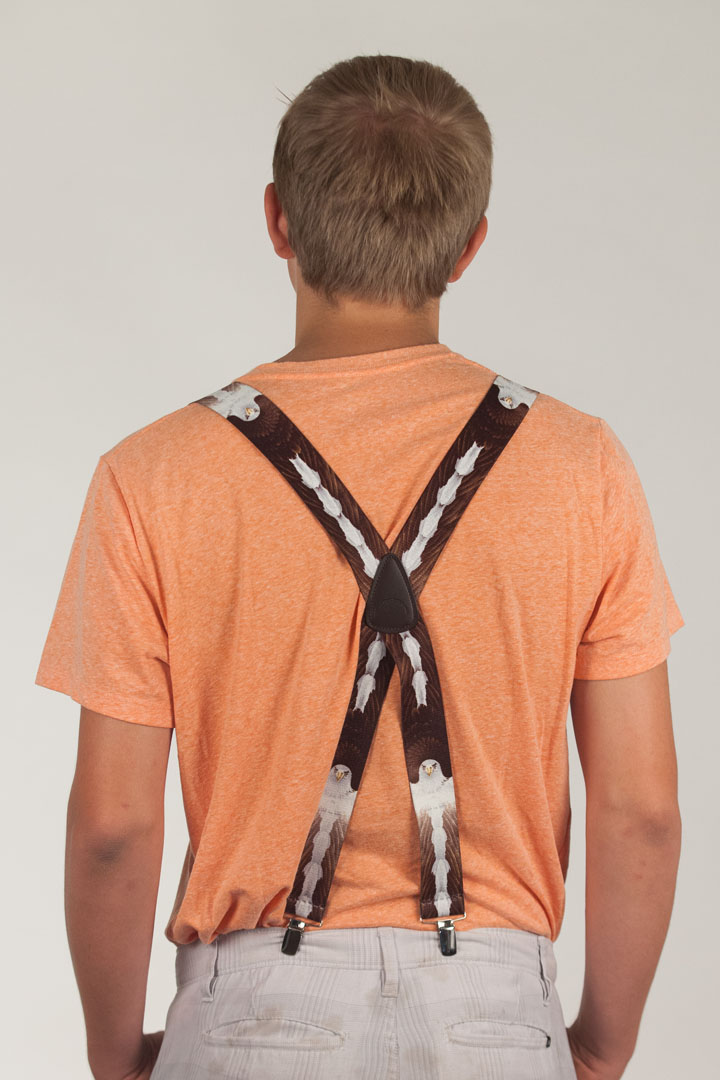 Eagle Suspenders