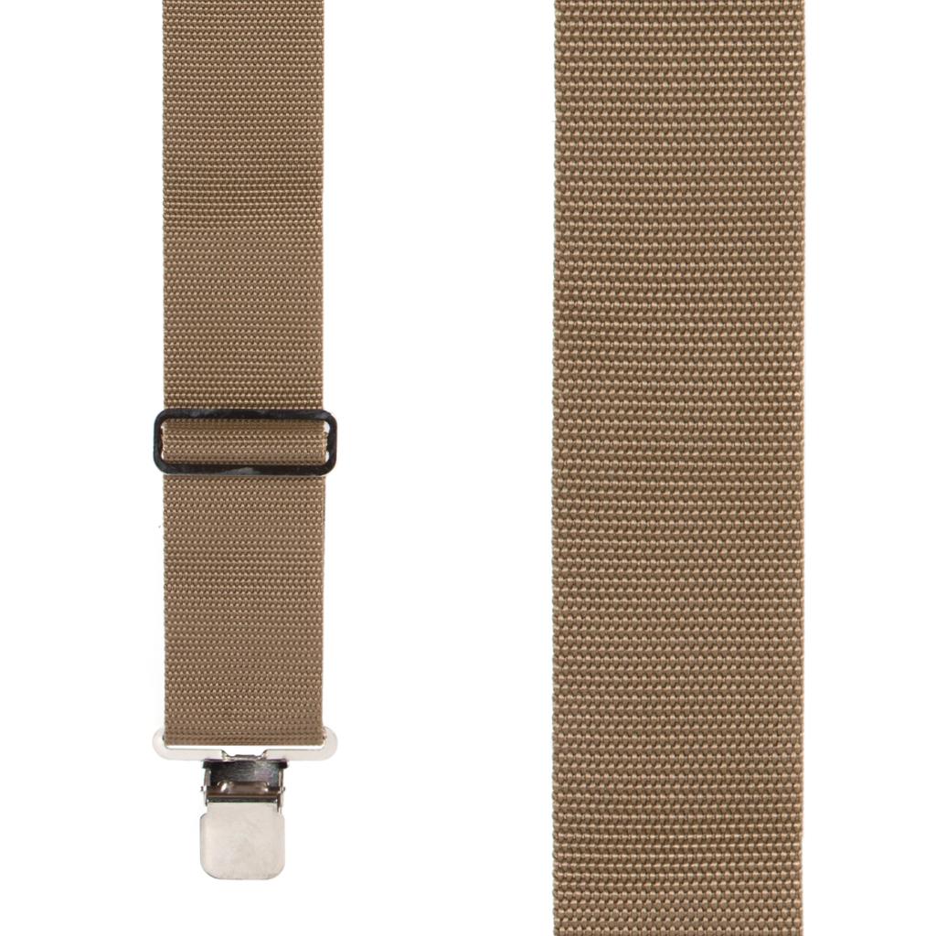 Heavy Duty Work - Big & Tall Suspenders