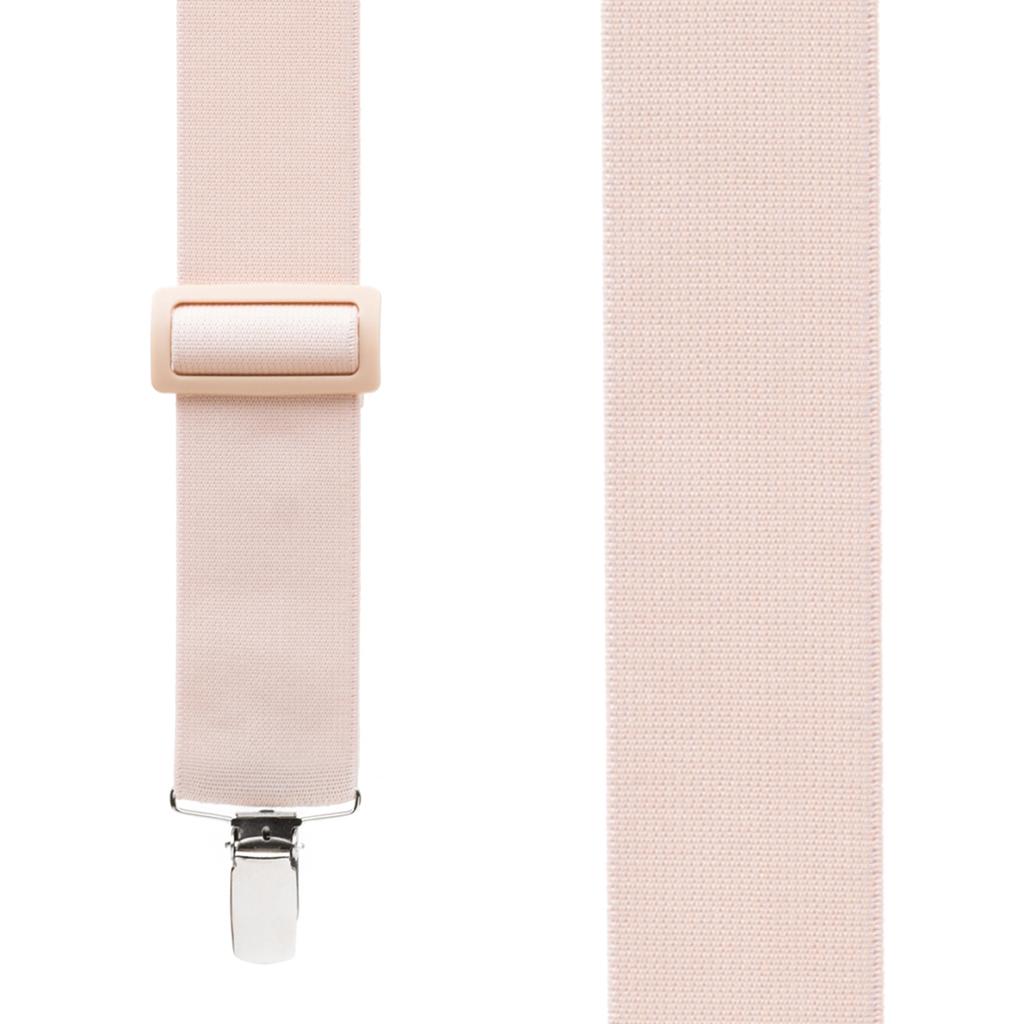 Undergarment Suspenders - Nickel Clip 1