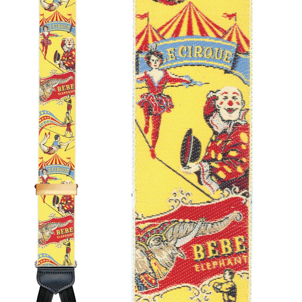 Le Cirque Limited Edition Braces