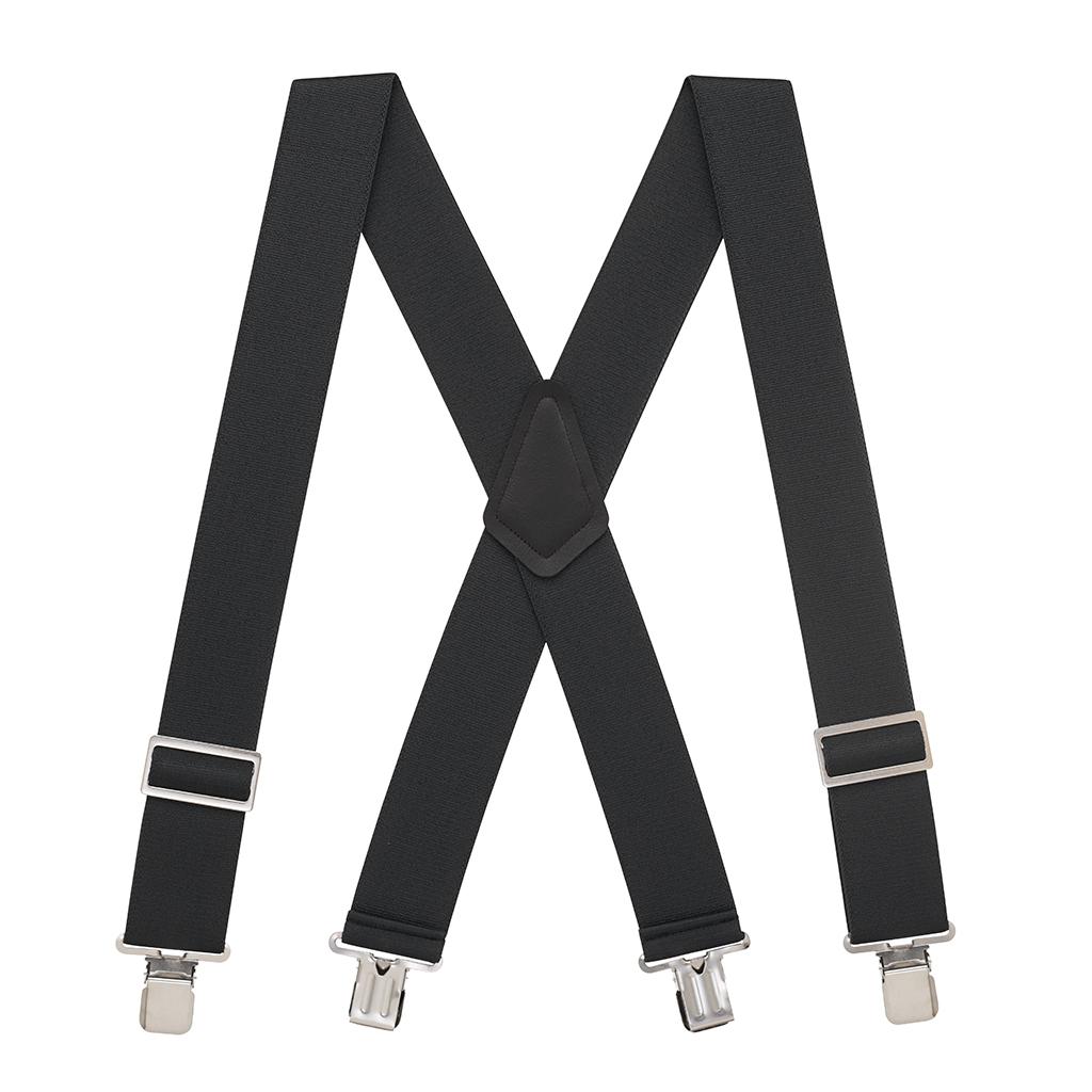 Logger Suspenders - CLIP - Big & Tall