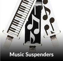 Music Suspenders