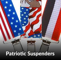 Patriotic Suspenders