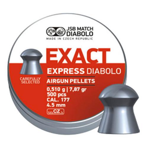 JSB Express .177 | 500 pcs | 7.89 gr
