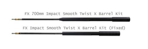 FX Impact Smooth Twist X Barrel Kit