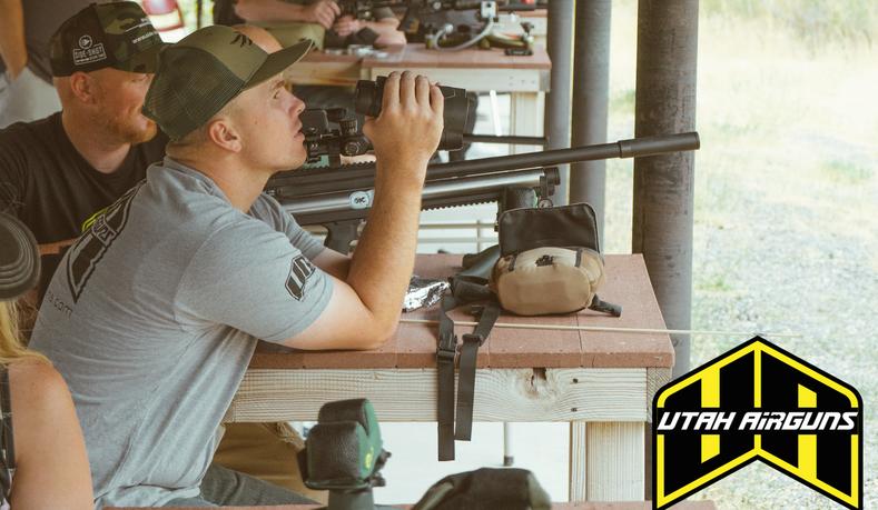Utah Airguns Range Day