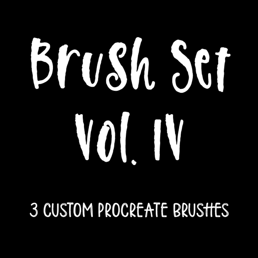Brush Set Vol. 4