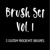 Brush Set Vol. 1