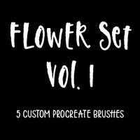 Flower Set Vol. 1