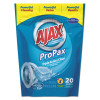 Ajax Toss Ins Powder Laundry Detergent, Packets, 20/Pack, 4 Packs/Carton (PBC 49704)