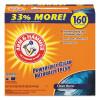 Arm & Hammer Powder Laundry Detergent, Clean Burst, 11.9 lb, Box, 3/Carton (CDC 33200-06521)