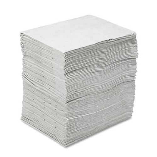 3M Sorbent Pads, High-Capacity, Maintenance,0.375gal Capacity, 100/Carton (MCO M-PD1520DD)