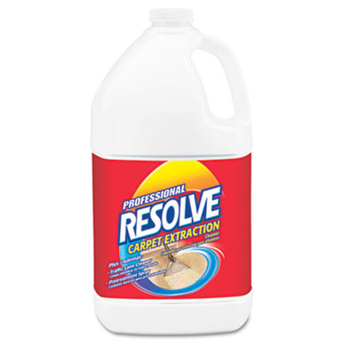 Professional RESOLVE Carpet Extraction Cleaner Concentrate, 1gal Bottle (REC 97161)