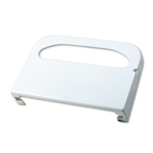 Boardwalk Wall-Mount Toilet Seat Cover Dispenser, Plastic, White (BWK KD100)