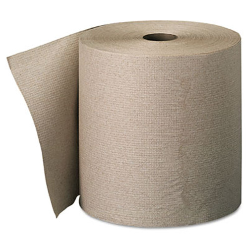 Georgia Pacific Nonperforated Paper Towel Rolls, 7 7/8 x 800ft, Brown, 6 Rolls/Carton (GPC 263-01)