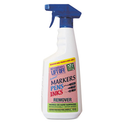 Motsenbocker's Lift-Off No. 3 Pen, Ink Graffiti Remover, 22oz Trigger Spray (MTS 40901)