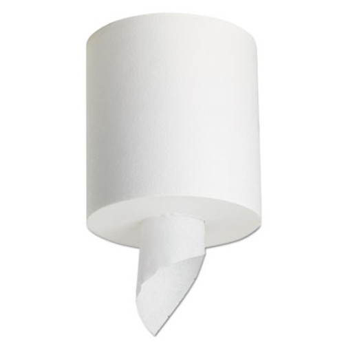 Georgia Pacific SofPull Center-Pull Perforated Paper Towels,7 4/5x15, White,320/Roll,6 Rolls/Ctn (GPC 281-24)