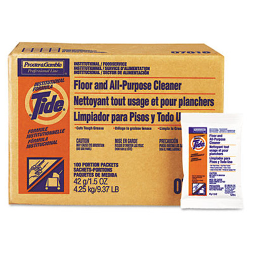 Tide Professional Floor and All-Purpose Cleaner, 36lb Box (PGC 02364)
