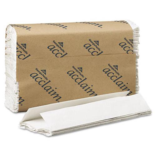 Georgia Pacific C-Fold Paper Towels, 10 1/10 x 13 1/5, White, 240/Pack, 10 Packs/Carton (GPC 206-03)
