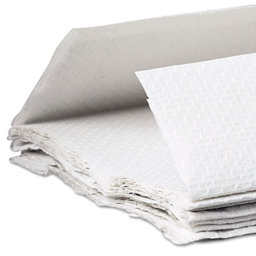 Georgia Pacific C-Fold Paper Towels, 10 1/10 x 13 1/5, White, 240/Pack, 10 Packs/Carton (GPC 206-03)