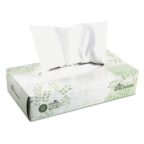 Georgia Pacific Facial Tissue, 100/Box, 30 Boxes/Carton (GPC 474-10)