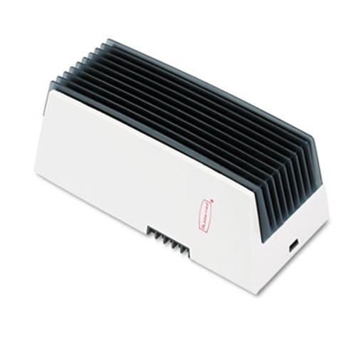 Rubbermaid Sebreeze Adjustable Fan System, 3 1/2w x 3 5/8d x 7 3/4h (RCP 5114 CRE)