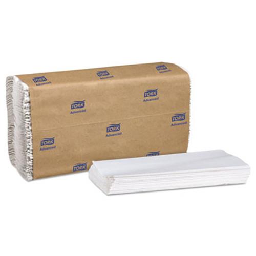 """Tork Advanced C-Fold Towels, 1-Ply, 10 1/8""""W x 12 3/4""""L, White,150/PK,16PK/Ctn (SCA CB520)"""