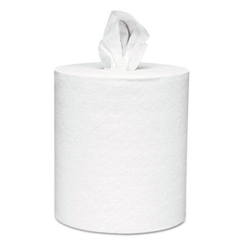 Scott Center-Pull Towels, Absorbency Pockets, 1Ply, 8x15, 250 Sheets/Roll, 6 Rolls/Ct (KCC 01061)