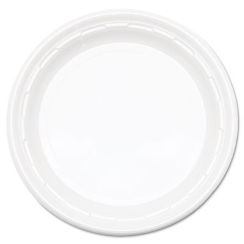 Dart Famous Service Plastic Dinnerware Plate 9\  White ...  sc 1 st  Wholesale Janitorial Supply & SCCSQP94020001 - $63.95 - Solo Squared Plastic Dinnerware Plate 9 ...