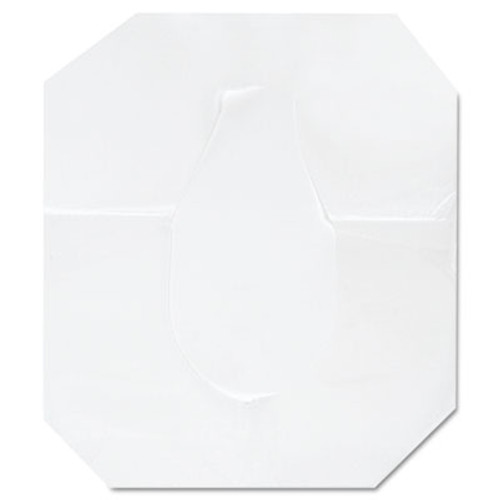 Boardwalk Premium Half-Fold Toilet Seat Covers, 250 Covers/Sleeve, 4 Sleeves/Carton (BWK K1000)