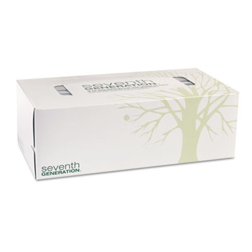 Seventh Generation 100% Recycled Facial Tissue, 2-Ply, 175/Box (SEV13712BX)
