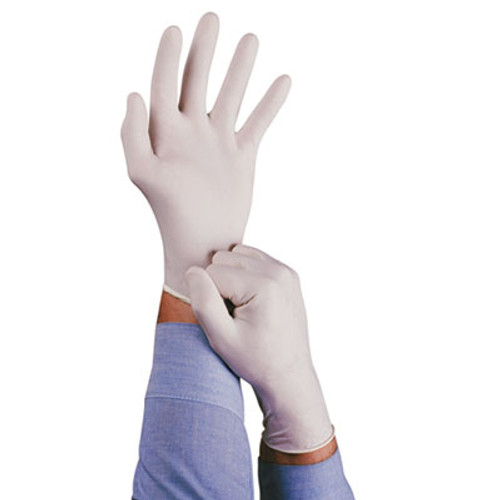 AnsellPro Conform Natural Rubber Latex Gloves, 5 mil, Large, 100/Box (ANS69210L)