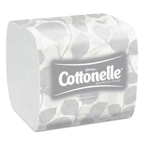 Cottonelle Hygienic Bathroom Tissue, 2-Ply, 250/Pack, 36/Carton (KCC 48280)