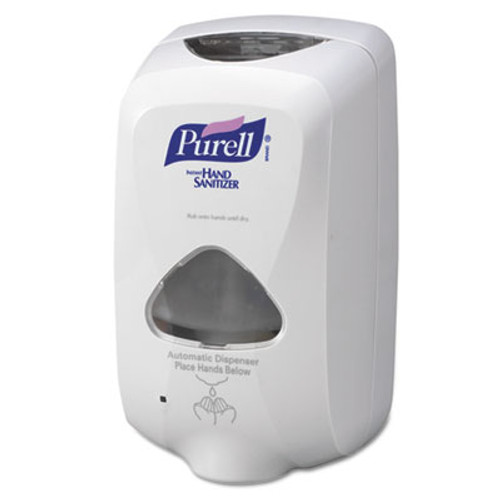 PURELL TFX Touch Free Dispenser, 1200mL, Dove Gray (GOJ 2720-12)