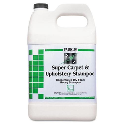 Franklin Cleaning Technology Super Carpet & Upholstery Shampoo, 1gal Bottle, 4/Carton (FRK F538022)