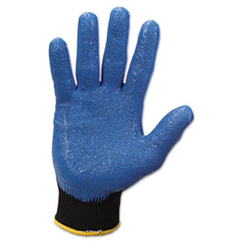 Jackson Safety* G40 Nitrile Coated Gloves, 240 mm Length, Large/Size 9, Blue, 12 Pairs (KCC 40227)