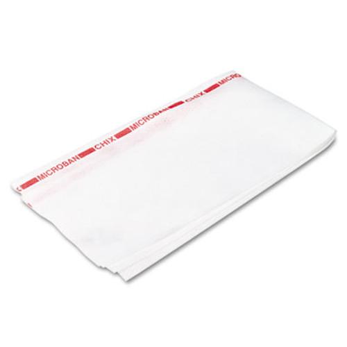 Chix Reusable Food Service Towels, Fabric, 13 1/2 x 24, White, 150/Carton (CHI 8250)