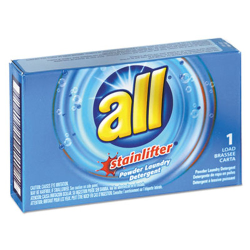 All Ultra HE Coin-Vending Powder Laundry Detergent, 1 Load, 100/Carton (VEN 2979267)