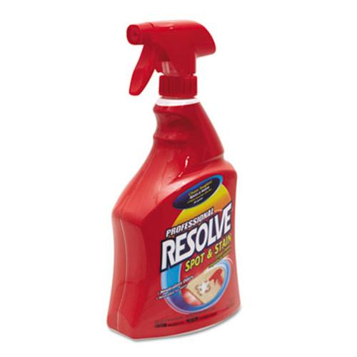 Professional RESOLVE Carpet Cleaner, 32oz Spray Bottles, 12/Carton (REC 97402)
