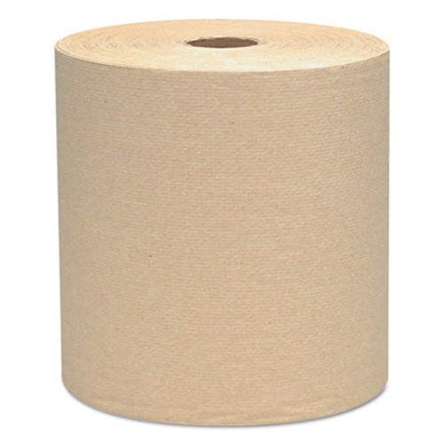 "Scott Hard Roll Towels, 1.5"" Core, 8 x 800ft, Natural, 12 Rolls/Carton (KCC 04142)"