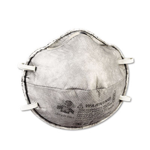 3M R95 Particulate Respirator w/Nuisance-Level Organic Vapor Relief, 20/Box (MCO 54358)