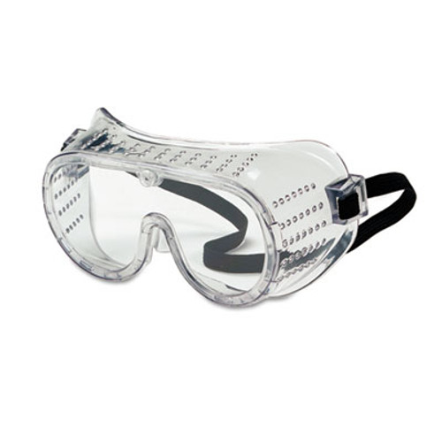 MCR Safety Safety Goggles, Over Glasses, Clear Lens (MCR 2220)