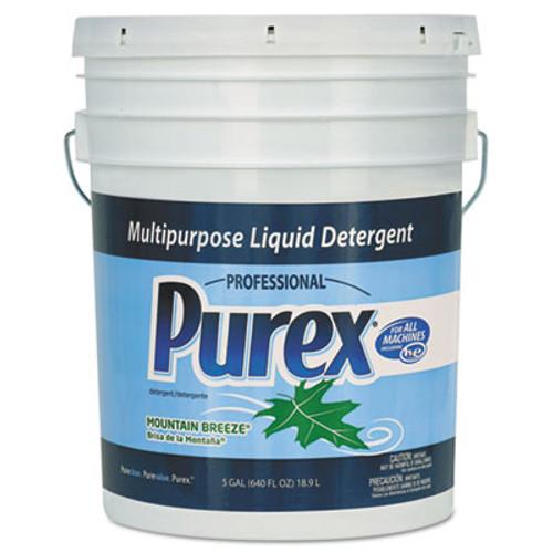 Purex Concentrate Liquid Laundry Detergent, Mountain Breeze, 5 gal. Pail (DIA 06354)