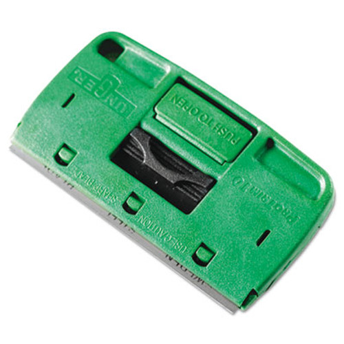 Unger ProTrim 10 Scraper, 4 in Blade, Pocket-Size (UNG TX100)