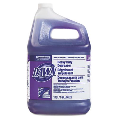Dawn Heavy Duty Degreaser, 1 Gallon, 3 Bottles/Carton (PGC 04852)