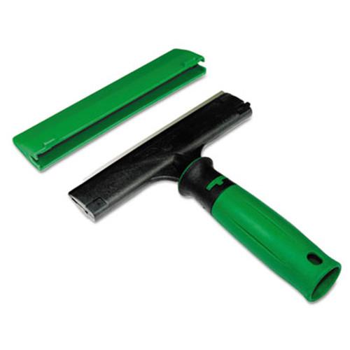 """Unger ErgoTec Glass Scraper, 6"""" Blade Width (UNG EG150)"""