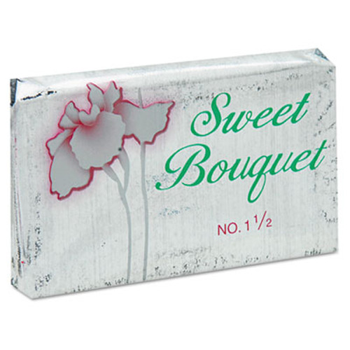 Boardwalk Face and Body Soap, Paper Wrapped, Floral Fragrance, # 3 Soap Bar, 144/Carton (SBO NO3SOAP)