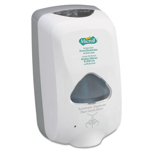 MICRELL TFX Soap Dispenser, 1200mL, 6w x 4d x 10-1/2h, Dove Gray (GOJ 2750-12)