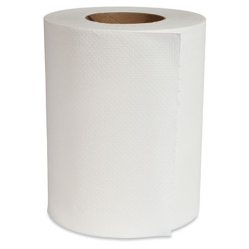 "Boardwalk Center-Pull Hand Towels, 2-Ply, Perforated, 7 7/8"" x 10"", 360/Roll, 6 Rolls/CT (BWK 6405)"