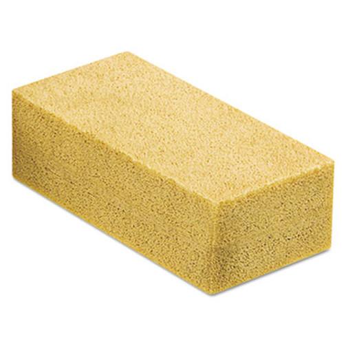 """Unger Fixi-Clamp Sponge, 8 x 3 in, 2"""" Thick, Orange (UNG SP01)"""